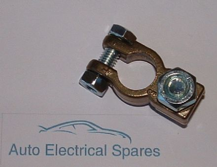192400 battery terminals BRASS POSITIVE for cable size upto 30mm2